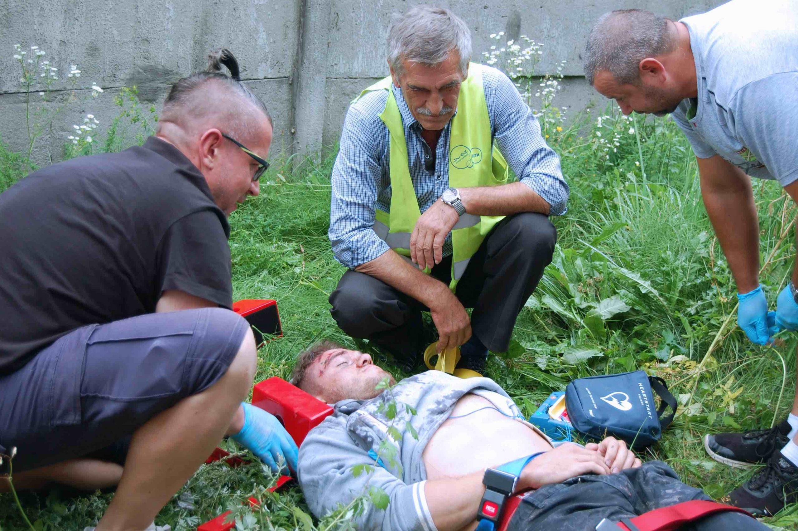 Uczymy ratować - szkolenia - ratownictwo medyczne - ratownictwo wodne - 8